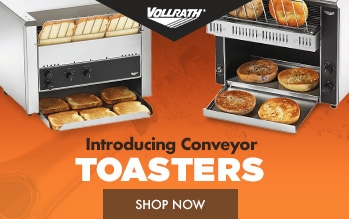 Vollrath Conveyor Toasters