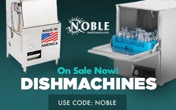 Noble Warewashing