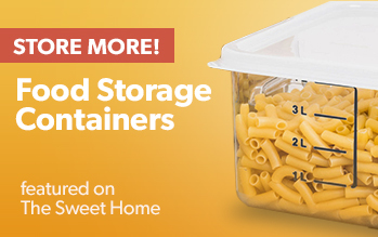 Food Storage Containers - 9.25