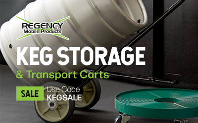 Keg Storage and Transport Sale
