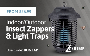 Zap N Trap Indoor/Outdoor Insect Zappers & Light Traps