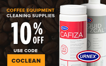 Coffee Machine Cleaning Supplies
