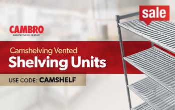 Cambro Shelving Units