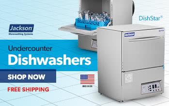 Jackson Undercounter Dishwashers
