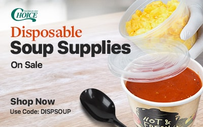 Soup Cups & Supplies