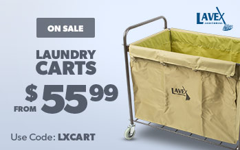 Lavex Laundry Carts