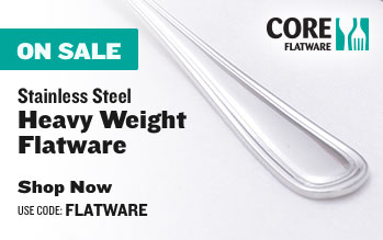 Core Stainless Flatware