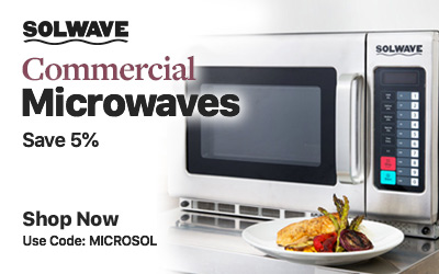 Solwave Commercial Microwaves