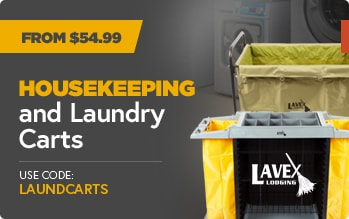 Laundry and Housekeeping Carts