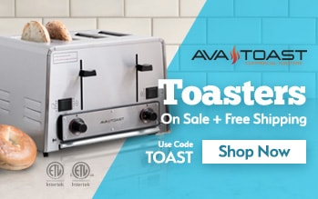 AvaToast Commercial Toasters