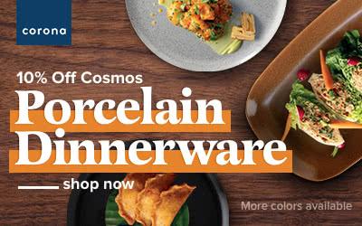 GET Corona Hotelware