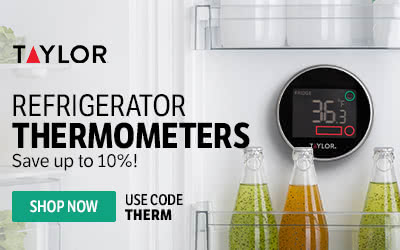 Taylor Refrigerater Thermometers