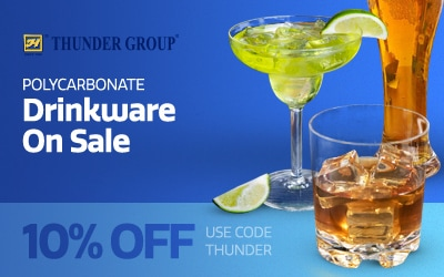 Thunder Group Barware - 5/21