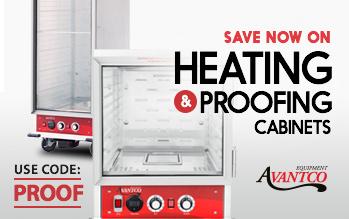 Avantco Proofing Cabinets