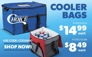 Choice Cooler Bags