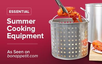 Essential Summer Cooking Equipment