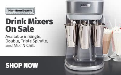 Hamilton Beach Drink Mixers