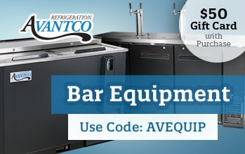 Avantco Bar Equipment