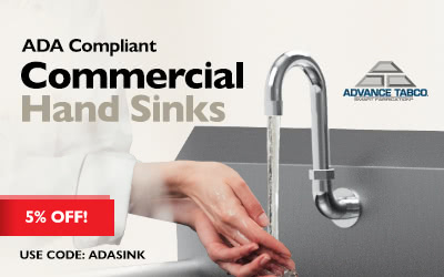Commercial Hand Sinks