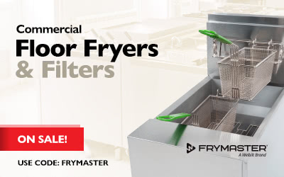 Floor Fryers and Filters