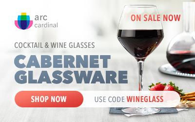 Arc Cardinal Cabernet Glassware - On Sale Now - Use Code WINEGLASS