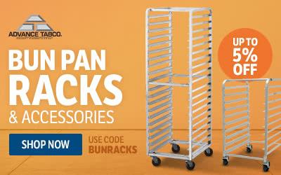 Bun Pan Racks & Accessories