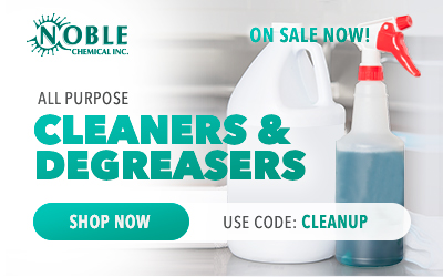 PL Chemicals and Impact Bottles - All Purpose Cleaners and Degreasers