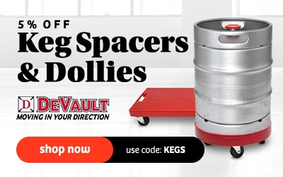 DeVault Keg Spaces & Dollies