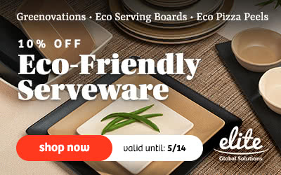 Elite Global Solutions Serveware