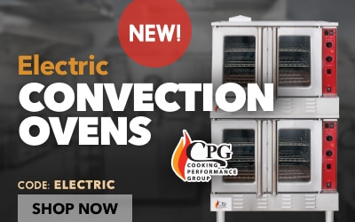 CPG Convection Ovens