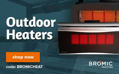 Bromic Outdoor Heaters
