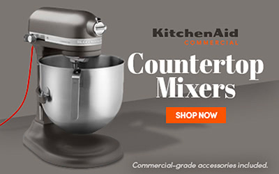 KitchenAid Comercial Mixers