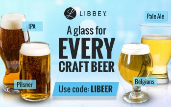 Libbey Craft Beer Glasses