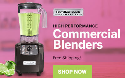 Hamilton Beach Commercial Blenders