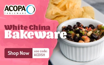 Acopa Bakeware