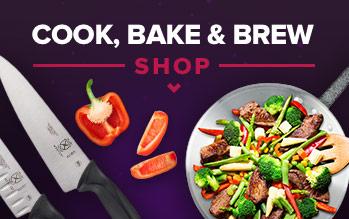 Black Friday - Cook, Bake, & Brew
