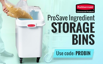Rubbermaid Ingredient Storage Bins