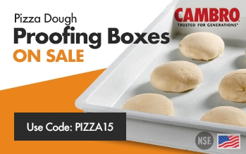 Cambro Proofing Boxes