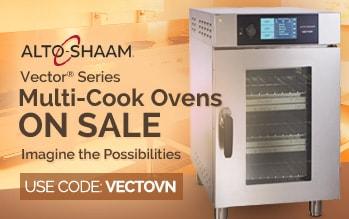 Alto-Shaam Multi-Cook Ovens