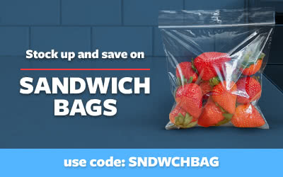Sandwich Bag Sale