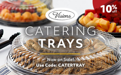 Plastic Catering Trays
