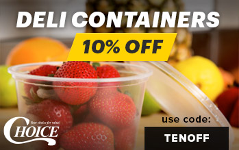 Choice Deli Containers
