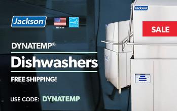 Jackson DynaTemp Dishwashers