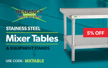Mixer Tables and Equipment Stands