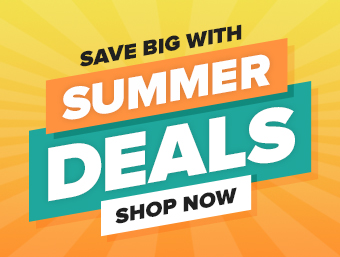 Save Big with Summer Deals