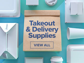 Takeout and Delivery Supplies