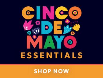 Shop Cinco De Mayo Supplies