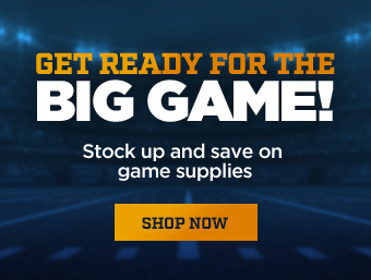 Great Deals in Time for the Big Game!