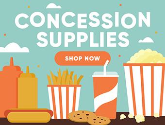 Shop Concession Supplies