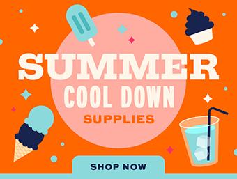 Shop All Summer Cool Down Supplies